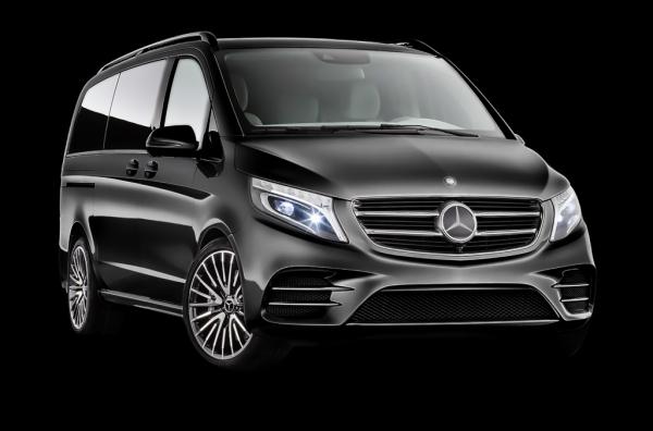 Liberty Limousine - Mercedes Benz classe V img